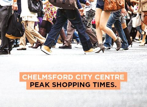 Peak Shopping Times