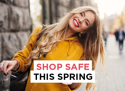 Shop safe this spring