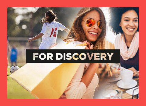 For Discovery