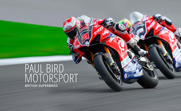 Paul Bird Motorsport