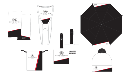 TaylorMade MiDesign Collection #1