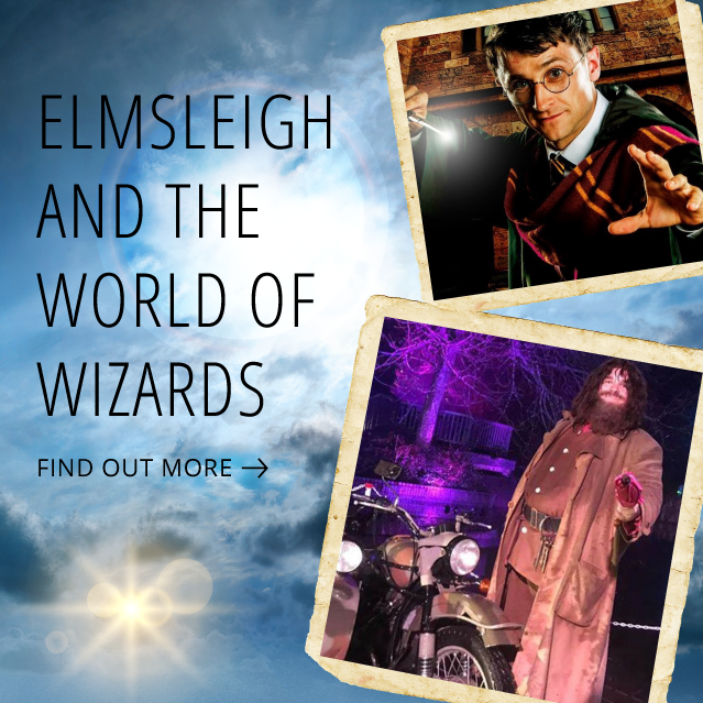 Elmsleigh and the World of Wizards